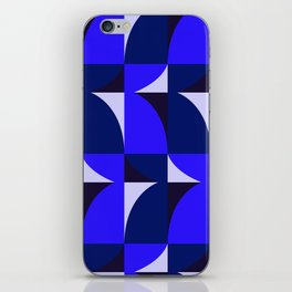 Modern Geometric_003 iPhone Skin