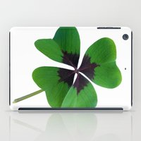 clover iPad Cases featuring Clover by CNBestBuy.com
