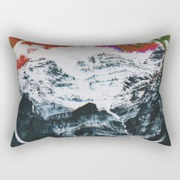 p••k Rectangular Pillow