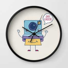 Instant Happy Wall Clock