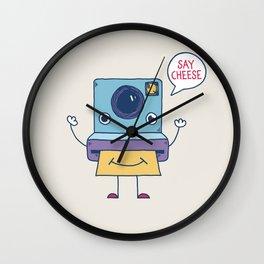 Instant Happy Wall Clock