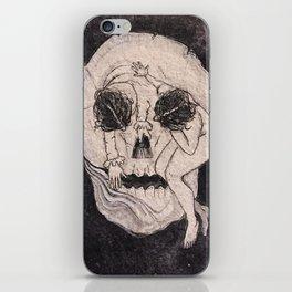 Lady death iPhone Skin