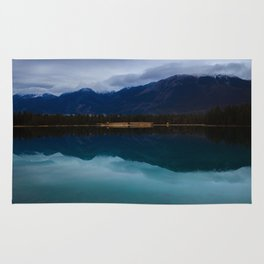 Mountain in the Mirror Rug