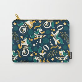Equestrian modern circus Carry-All Pouch