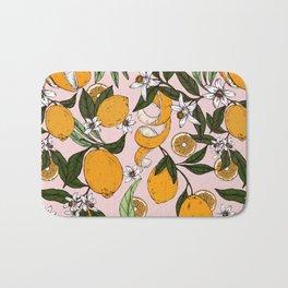 Succulent sweets oranges Bath Mat
