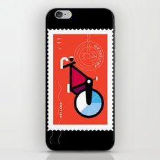 Postcards from Amsterdam / Bicycle iPhone & iPod Skin