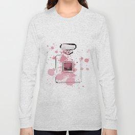 Pink Perfume #7 Long Sleeve T-shirt