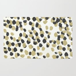 Leopard Glam Rug