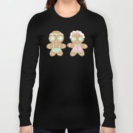 Gingerbread Sweethearts Long Sleeve T-shirt