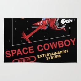 NES Cowboy Bebop Rug