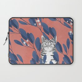 in the wild // repeat pattern Laptop Sleeve