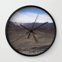 NAZCA LINE Wall Clock