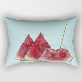 Watermelon B Rectangular Pillow