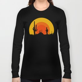 mucho calor Long Sleeve T-shirt