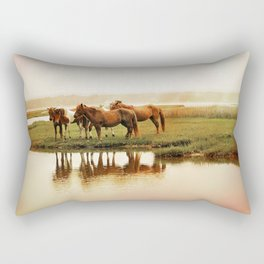 Twilight Ponies Rectangular Pillow