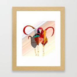 Harlequins Framed Art Print