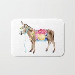 Donkey Bath Mat