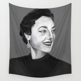 Photo Booth Babe #4 Wall Tapestry