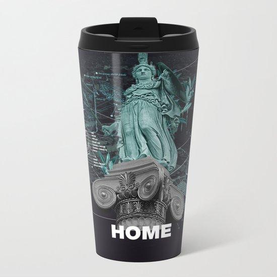 Home Metal Travel Mug