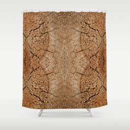 Tree (pattern) Shower Curtain