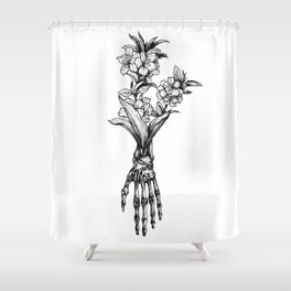 In Bloom #01 Shower Curtain
