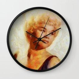Etta James, Music Legend Wall Clock
