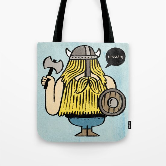 Pillage and Plunder Tote Bag