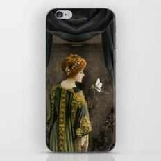 Beauty Queen iPhone & iPod Skin