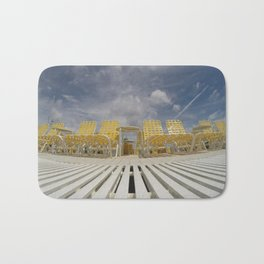 Lounging Bath Mat