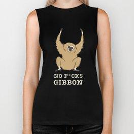 No F*cks Gibbon Biker Tank