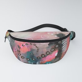Magical City Fanny Pack