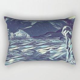Isla de la Luna Rectangular Pillow