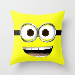 minion *new* Throw Pillow