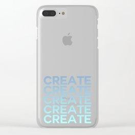 Create Clear iPhone Case