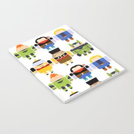 The Next Androids Notebook