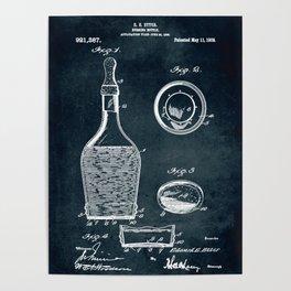 1908 - Nursing bottle Poster