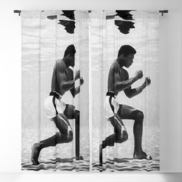 Ali Under Water Fighting Blackout Curtain
