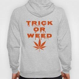 Halloween Cannabis Weed Hoody