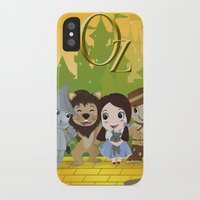 oz iPhone & iPod Cases featuring Oz by 7pk2 online