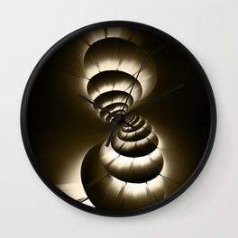 Interaction 2 Wall Clock