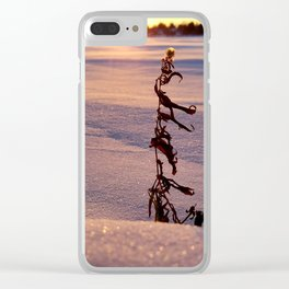 Resilience Clear iPhone Case