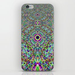 Love All the Way to Heaven iPhone Skin