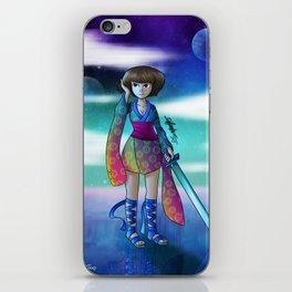 Uranus Princess iPhone Skin