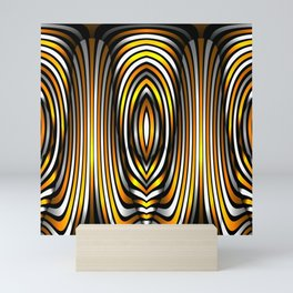 Fringe, 2360h98 Mini Art Print