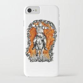 The fair huntsman iPhone Case