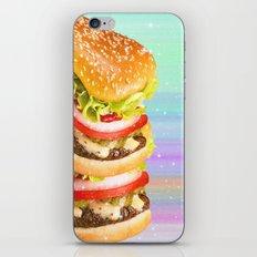 Big Burger iPhone & iPod Skin