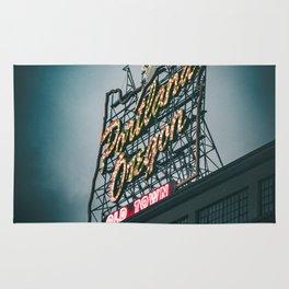 Portland Neon Rug