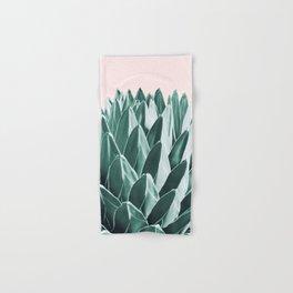 Agave Chic #10 #succulent #decor #art #society6 Hand & Bath Towel