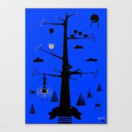 FamilyTree Canvas Print
