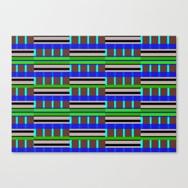 Stripe 5 Canvas Print